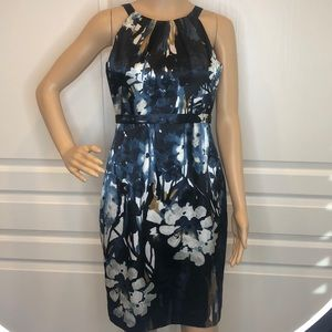 Tahari Petite Sheath Dress Size 4P